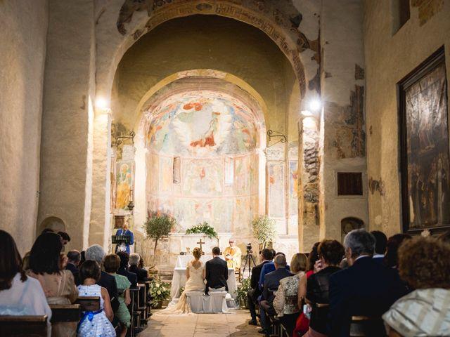 Il matrimonio di Alessio e Federica a Spoleto, Perugia 22