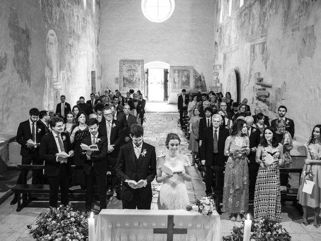 Il matrimonio di Alessio e Federica a Spoleto, Perugia 24