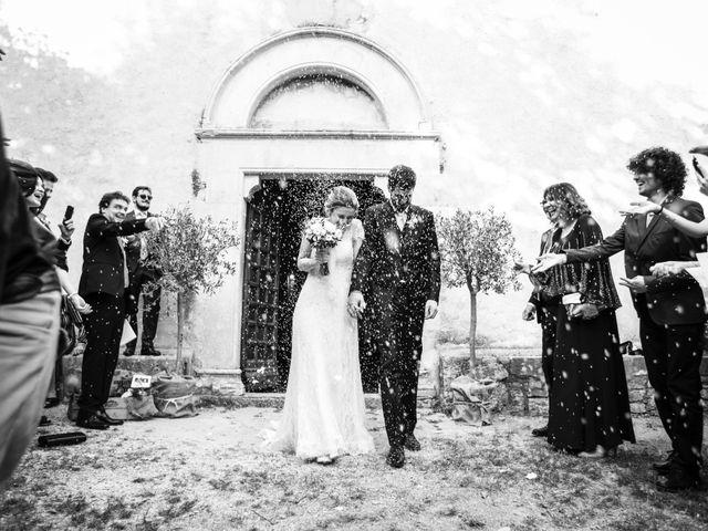Il matrimonio di Alessio e Federica a Spoleto, Perugia 28