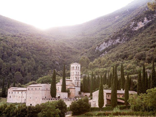 Il matrimonio di Alessio e Federica a Spoleto, Perugia 44