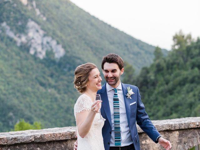 Il matrimonio di Alessio e Federica a Spoleto, Perugia 49