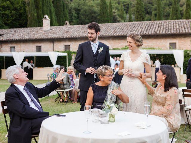 Il matrimonio di Alessio e Federica a Spoleto, Perugia 51