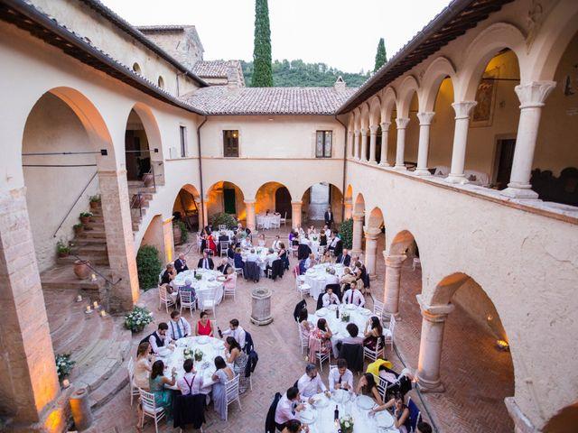 Il matrimonio di Alessio e Federica a Spoleto, Perugia 53