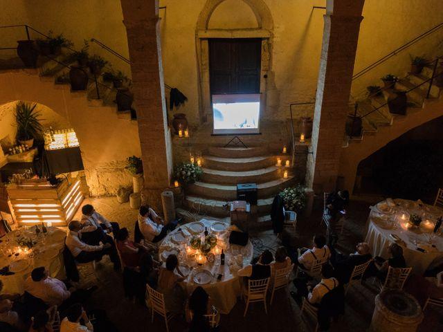 Il matrimonio di Alessio e Federica a Spoleto, Perugia 60