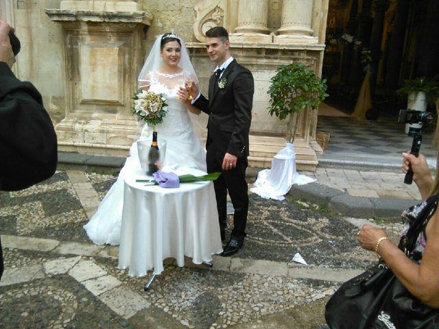 Il matrimonio di Alessandro  e Maria Chiara a Lentini, Siracusa 87