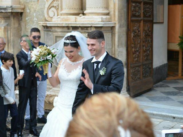 Il matrimonio di Alessandro  e Maria Chiara a Lentini, Siracusa 88
