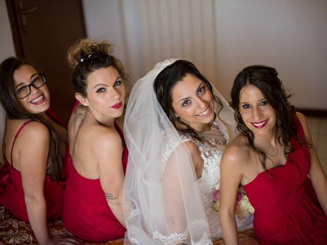 Il matrimonio di Riccardo e Natascia a Peccioli, Pisa 13