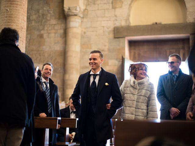 Il matrimonio di Riccardo e Natascia a Peccioli, Pisa 26