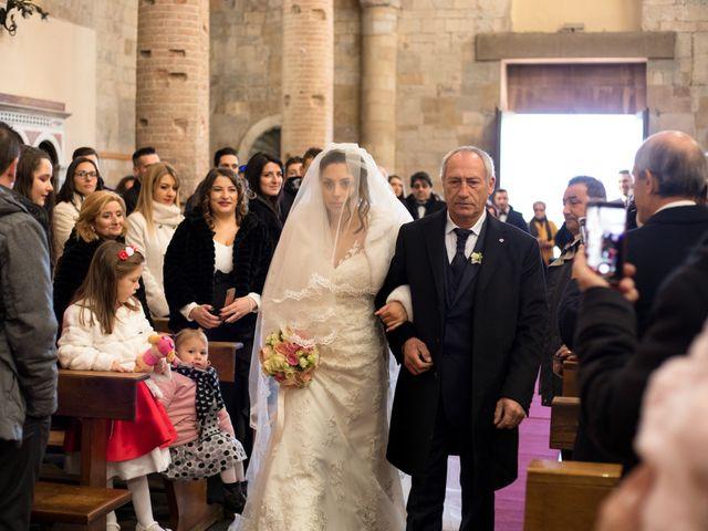 Il matrimonio di Riccardo e Natascia a Peccioli, Pisa 29