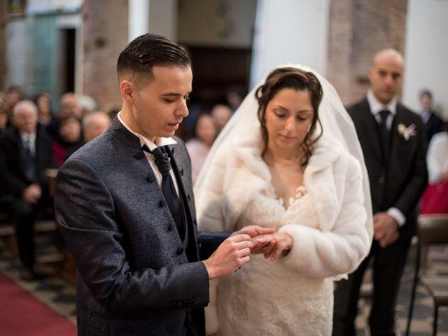 Il matrimonio di Riccardo e Natascia a Peccioli, Pisa 31