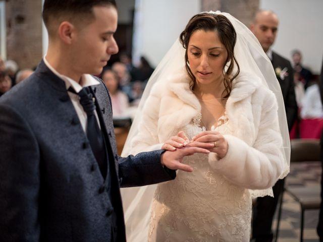 Il matrimonio di Riccardo e Natascia a Peccioli, Pisa 32