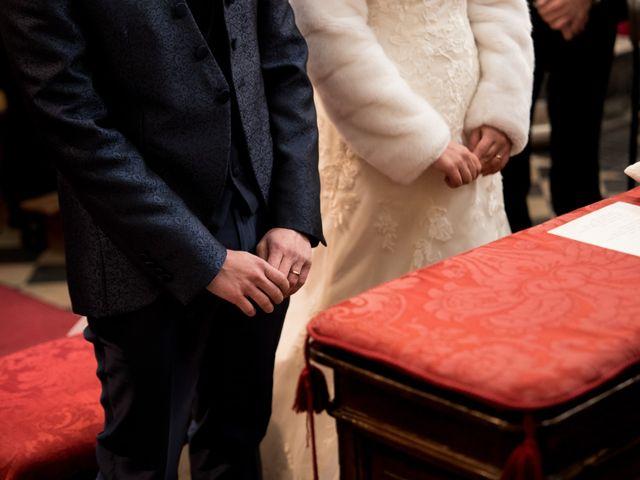 Il matrimonio di Riccardo e Natascia a Peccioli, Pisa 33
