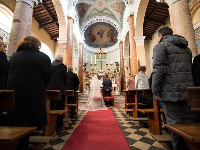 Il matrimonio di Riccardo e Natascia a Peccioli, Pisa 34