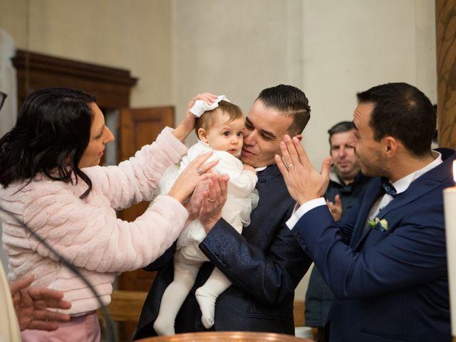 Il matrimonio di Riccardo e Natascia a Peccioli, Pisa 37