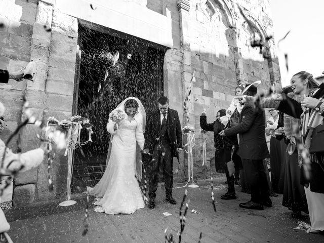 Il matrimonio di Riccardo e Natascia a Peccioli, Pisa 38