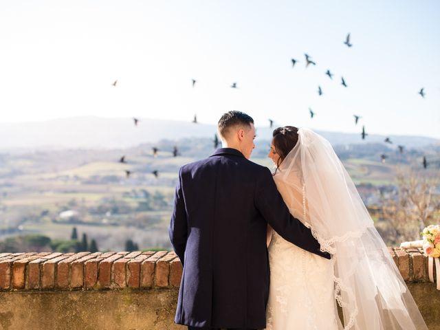 Il matrimonio di Riccardo e Natascia a Peccioli, Pisa 40