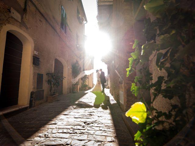 Il matrimonio di Riccardo e Natascia a Peccioli, Pisa 43