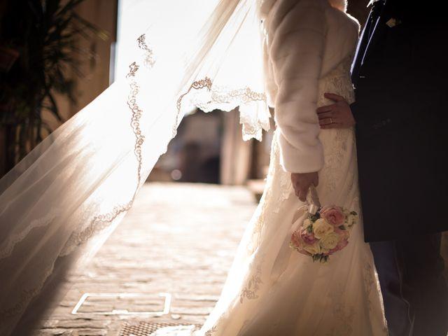 Il matrimonio di Riccardo e Natascia a Peccioli, Pisa 44