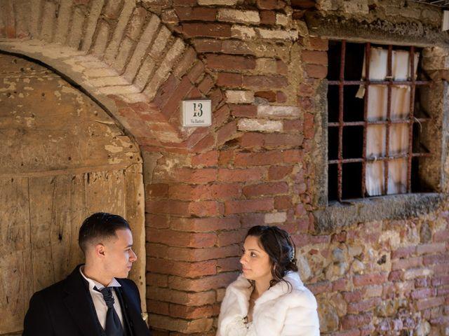 Il matrimonio di Riccardo e Natascia a Peccioli, Pisa 45