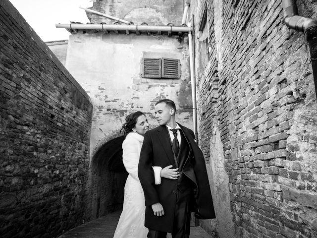 Il matrimonio di Riccardo e Natascia a Peccioli, Pisa 47
