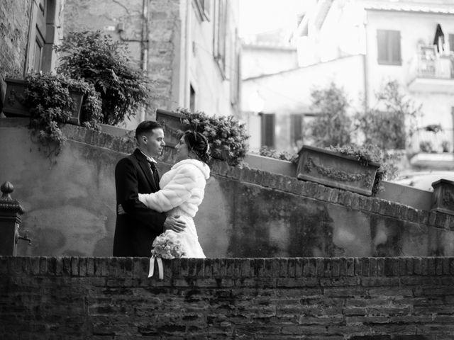 Il matrimonio di Riccardo e Natascia a Peccioli, Pisa 48