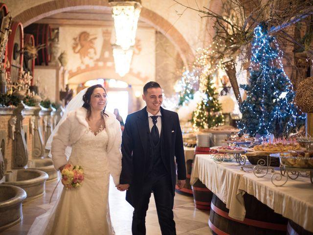 Il matrimonio di Riccardo e Natascia a Peccioli, Pisa 50