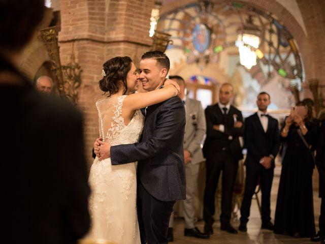 Il matrimonio di Riccardo e Natascia a Peccioli, Pisa 52
