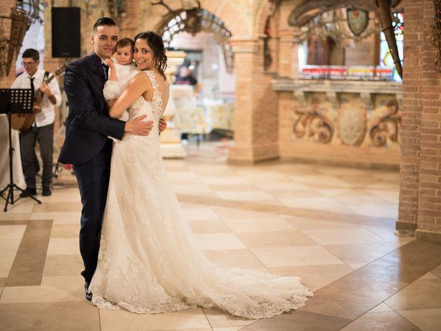 Il matrimonio di Riccardo e Natascia a Peccioli, Pisa 53