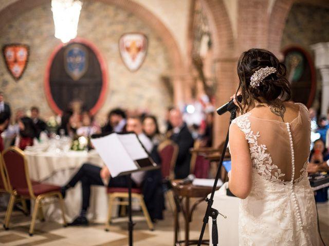 Il matrimonio di Riccardo e Natascia a Peccioli, Pisa 55