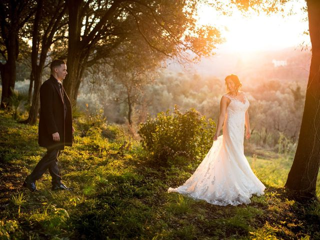 Il matrimonio di Riccardo e Natascia a Peccioli, Pisa 57