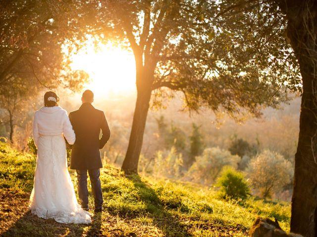 Il matrimonio di Riccardo e Natascia a Peccioli, Pisa 61