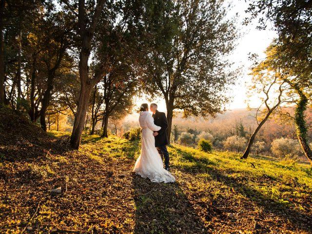 Il matrimonio di Riccardo e Natascia a Peccioli, Pisa 65