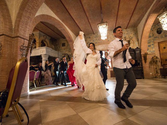 Il matrimonio di Riccardo e Natascia a Peccioli, Pisa 68