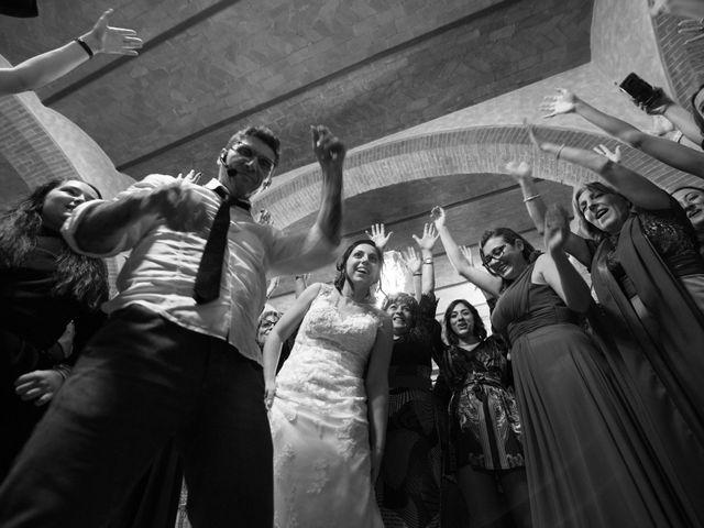 Il matrimonio di Riccardo e Natascia a Peccioli, Pisa 70