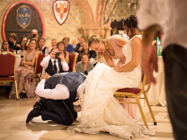 Il matrimonio di Riccardo e Natascia a Peccioli, Pisa 71