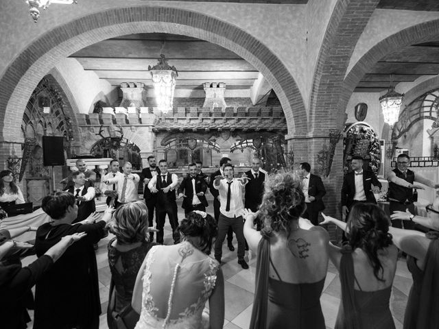 Il matrimonio di Riccardo e Natascia a Peccioli, Pisa 73