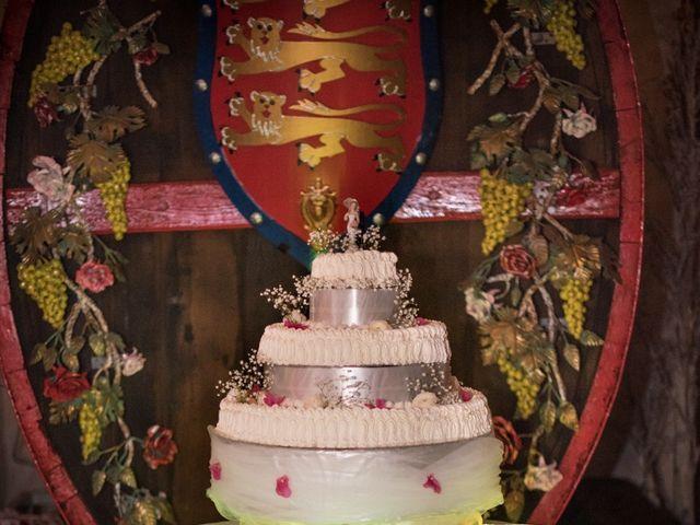 Il matrimonio di Riccardo e Natascia a Peccioli, Pisa 74