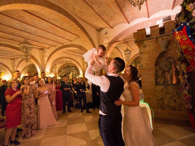 Il matrimonio di Riccardo e Natascia a Peccioli, Pisa 76