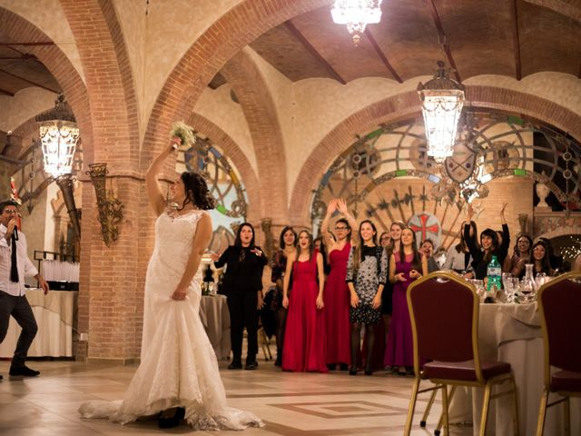 Il matrimonio di Riccardo e Natascia a Peccioli, Pisa 77