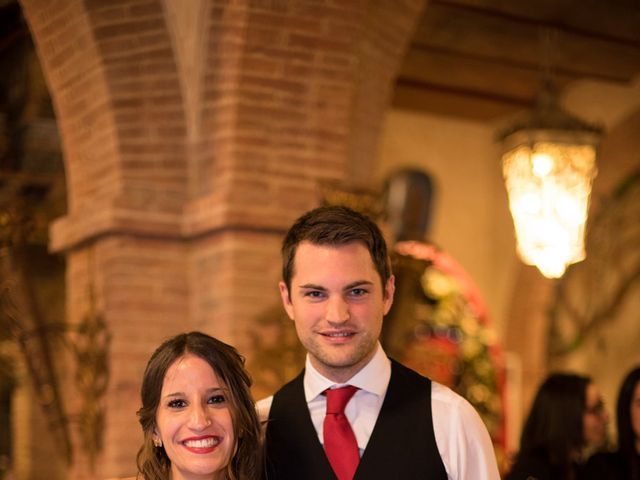 Il matrimonio di Riccardo e Natascia a Peccioli, Pisa 79