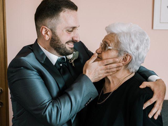 Il matrimonio di Giorgio e Alessandra a San Valentino in Abruzzo Citeriore, Pescara 26