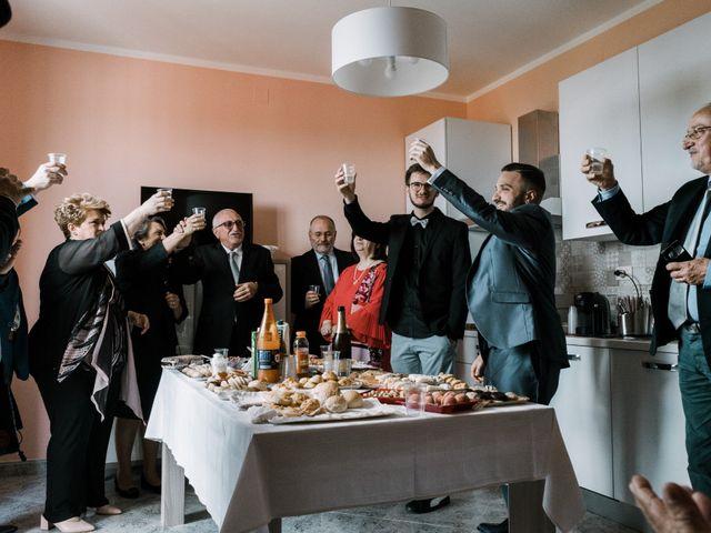 Il matrimonio di Giorgio e Alessandra a San Valentino in Abruzzo Citeriore, Pescara 41