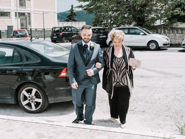 Il matrimonio di Giorgio e Alessandra a San Valentino in Abruzzo Citeriore, Pescara 50