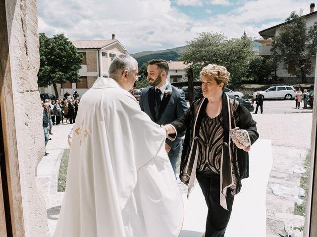 Il matrimonio di Giorgio e Alessandra a San Valentino in Abruzzo Citeriore, Pescara 53