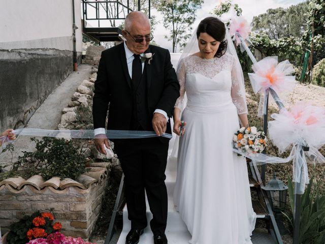 Il matrimonio di Giorgio e Alessandra a San Valentino in Abruzzo Citeriore, Pescara 54