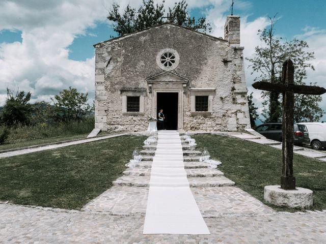 Il matrimonio di Giorgio e Alessandra a San Valentino in Abruzzo Citeriore, Pescara 57