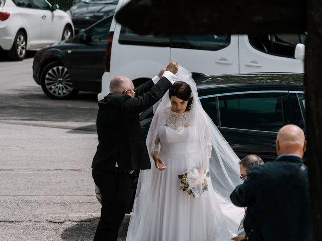 Il matrimonio di Giorgio e Alessandra a San Valentino in Abruzzo Citeriore, Pescara 60