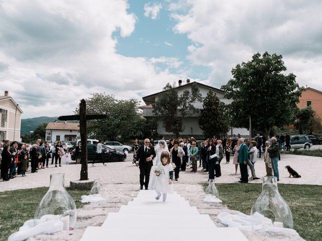 Il matrimonio di Giorgio e Alessandra a San Valentino in Abruzzo Citeriore, Pescara 61