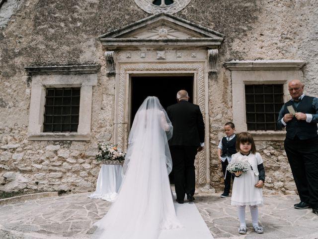 Il matrimonio di Giorgio e Alessandra a San Valentino in Abruzzo Citeriore, Pescara 62