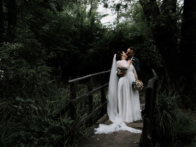 Il matrimonio di Giorgio e Alessandra a San Valentino in Abruzzo Citeriore, Pescara 101
